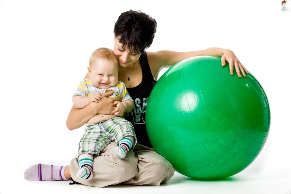 Vorteile feetball Baby-
