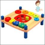 pedagogiska leksaker till 1 åring