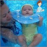 Температура воде за купање новорођенчади
