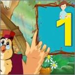Švietimo karikatūros vaikams iki vienerių metų