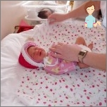 Children's clothing for newborn girl