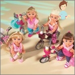 The most popular toys for girls 8-10 years, winter 2013