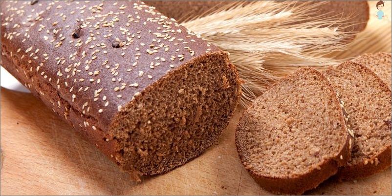 Bread shampoo