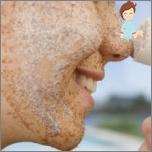 Oppskrifter hjem ansiktsskrubb