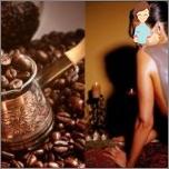Kavos apsiaustas svorio