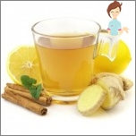 Non-traditional methods of losing weight - Ginger
