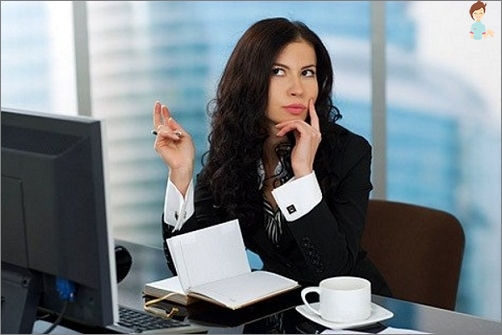 Errors in the women's career