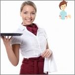 Job waitress