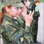 Women's service in the army