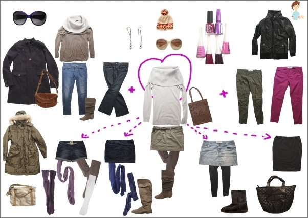 Basic wardrobe for winter 2013-2014
