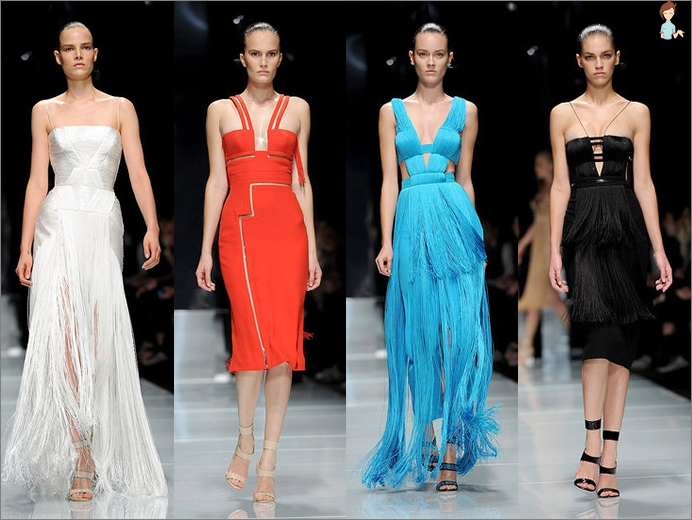 The most famous female designers - Donatella Versace