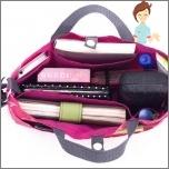 Women's cosmetic bag - Organizer