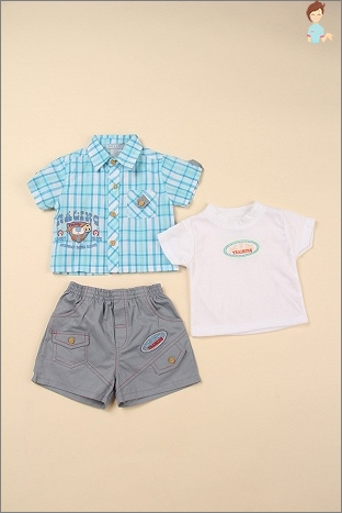 Trendy clothes for newborns