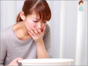 feber och kräkningar vuxen