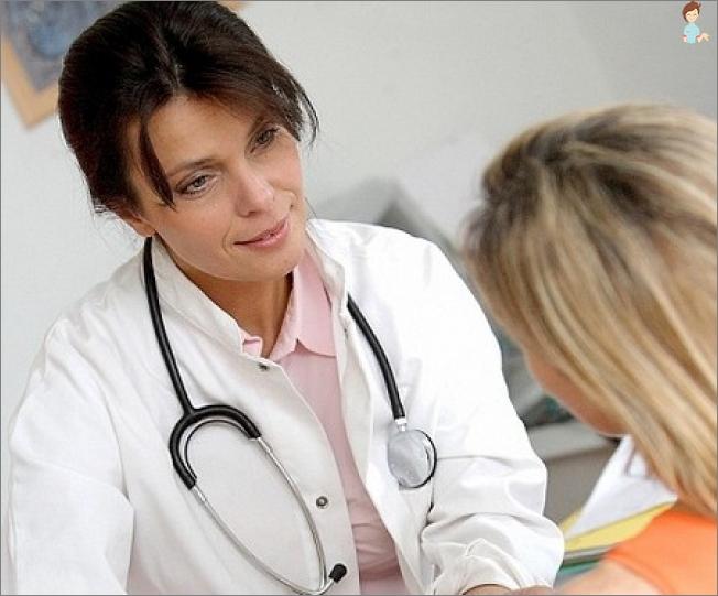 Symptome, Ursachen des Abstiegs und Prolaps der Gebärmutter bei Frauen