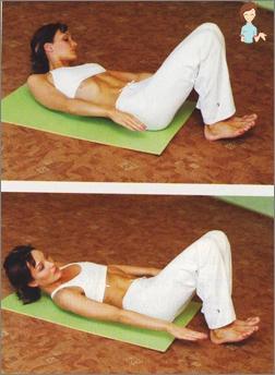 Übung nach der Geburt