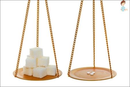kunstige sødestoffer
