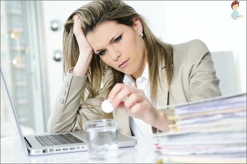 Dažniausiai liga biure