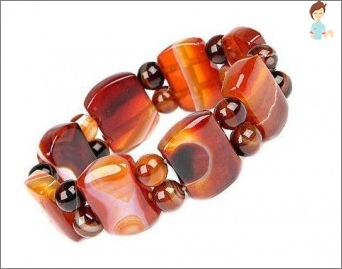 Stone sardonyx: its features and properties