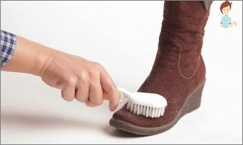 Третман почиње са чишћењем: како руковати кожне ципеле?