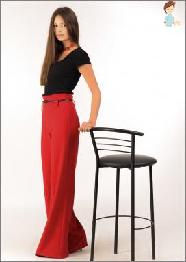 Stil Secrets: Lære å gå i bukser med høyt liv