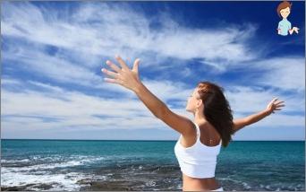 Wie man Energie spart und Kraft für ein glückliches Leben findet