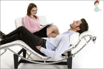 Merkmale der Ziele und Techniken der verschiedenen Arten von Psychotherapie