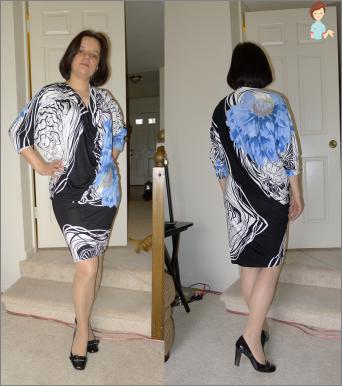 Kaip būti madinga suknelė su vytos kraštų