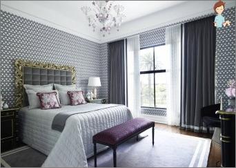 Iš miegamajame sienos spalva Kaip pasirinkti tinkamą atspalvį