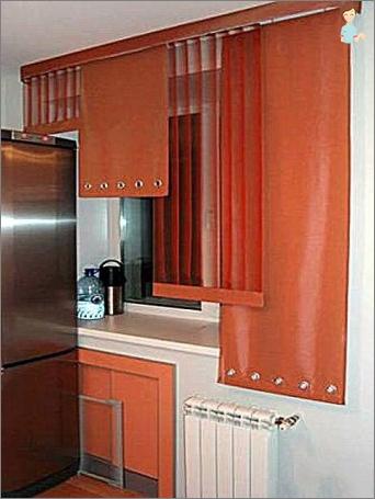 Израда кухињског прозора као унутрашњост
