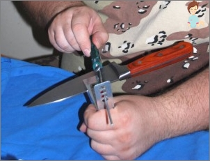 Learn how to sharpen scissors