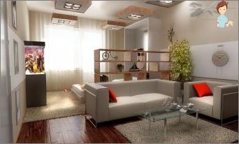 Zonavimo interjero apartamentai: kaip ir kodėl?