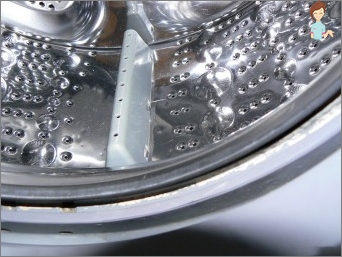 Clean the washing machine