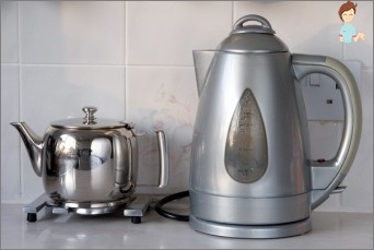 How to remove limescale in the kettle: choose effective means