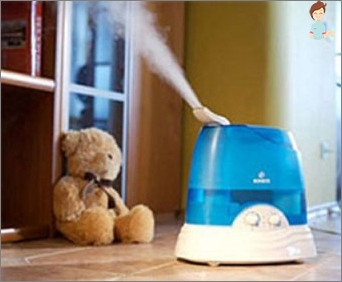 Select humidifier
