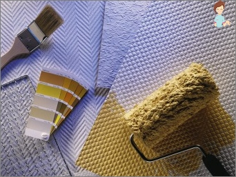 How to glue non-woven wallpaper with your own hands