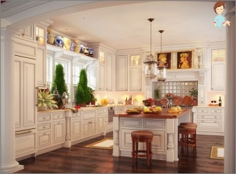 How to choose the kitchen correctly
