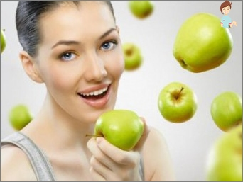 Why do pregnant women need to eat apples?