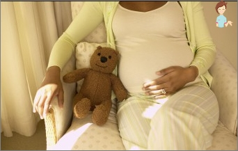 Reasons for leakage of urine during pregnancy