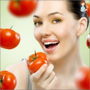 Tomatoes in pregnancy - can or should be?