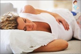 Mieguistumas, kaip vienas iš pirmųjų nėštumo požymių