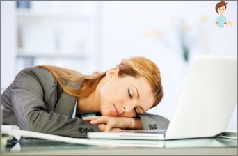 Drowsiness as one of the early signs of pregnancy