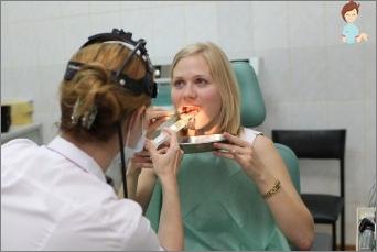 Tonsillitis in pregnancy - necessarily require treatment!