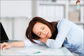 Fatigue in pregnancy: causes, methods of struggle