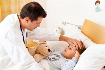 fjerne mandler barn