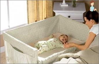 Lulls kūdikio: klasikiniai ir modernūs metodai, kad sklandžiai