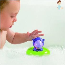 opbevaring af legetøj i badet