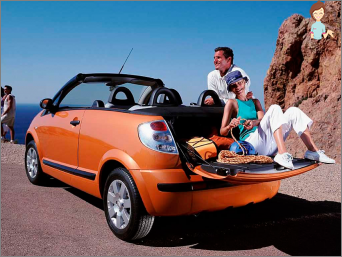 In the holiday by car: A Beginner's Guide