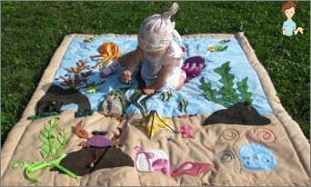Educational mats for children: play, learn, explore the world