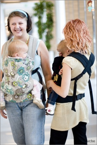 Sling Backpack - for older kids